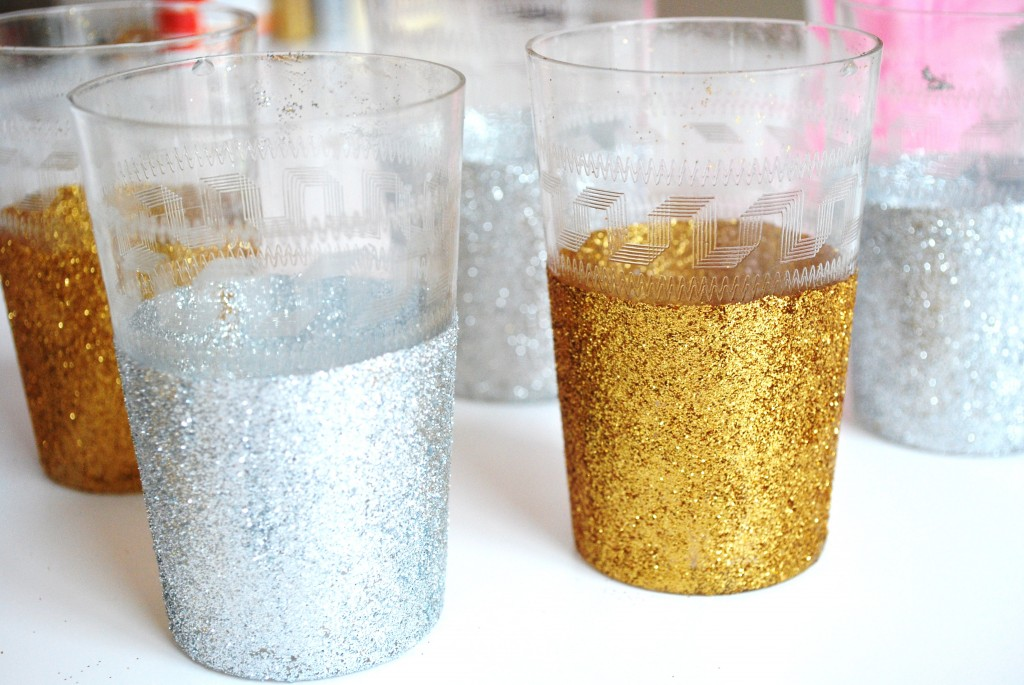 glitter tea light diy talitha ewi