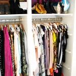 sneek peak…into my closet