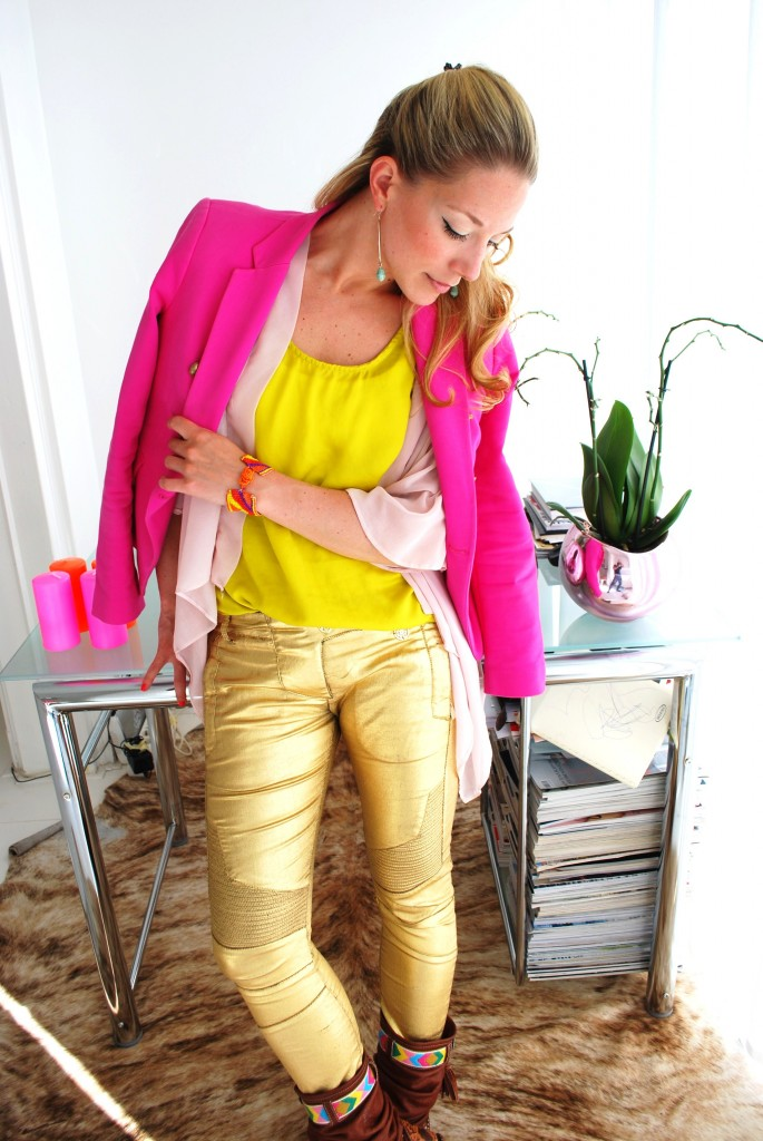 gold fashion talitha ewi