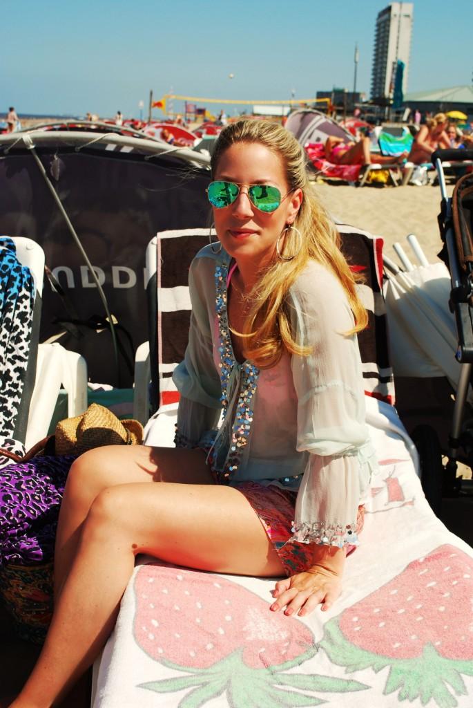 summer outfit beach talitha ewi